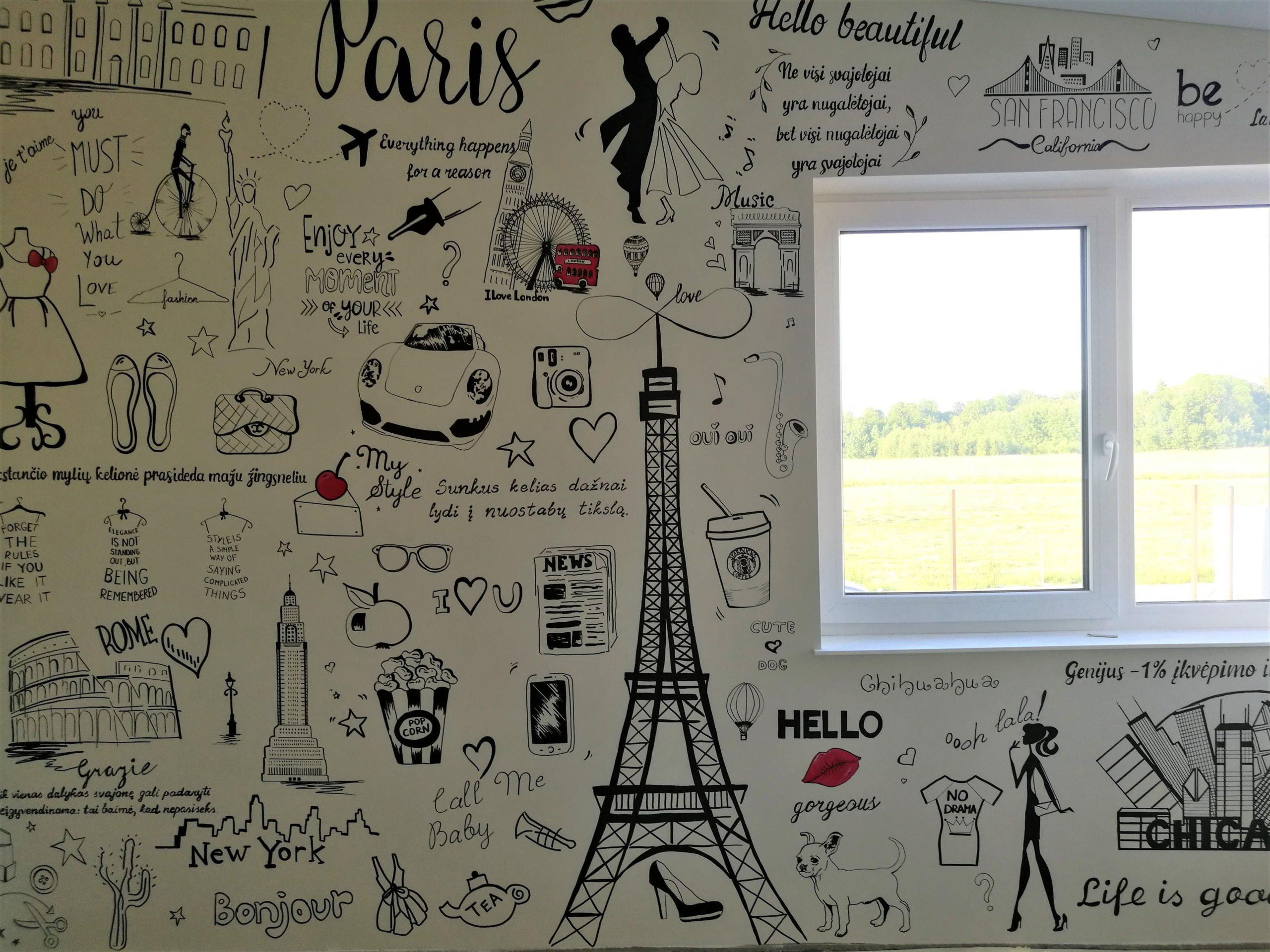 menine-kuryba-sienu-dekoravimas-vaiku-kambariai (3)